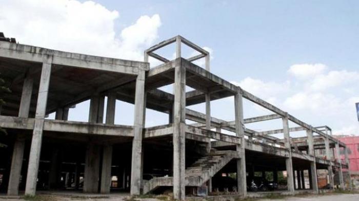 Pasar Cik Puan Masih Terbengkalai, Aggota DPRD Berharap ke Pemprov Riau