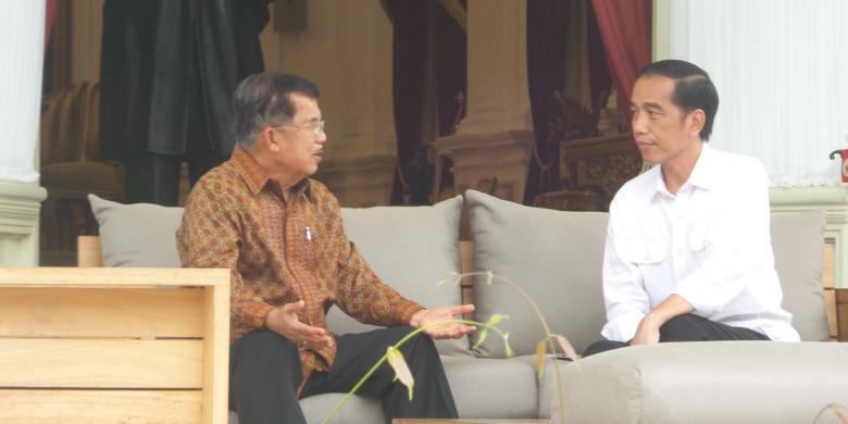 Jokowi-Kalla Tanggapi Pernyataan SBY