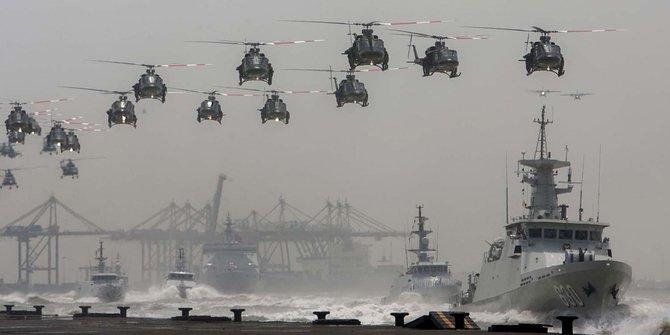 Panglima TNI pantau latihan Pasukan Pemukul Reaksi Cepat