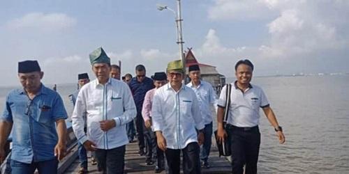 Seperti Ini 'Cantiknya' Pulau Rupat yang Bikin Dr Firdaus Harus Segera Memolesnya