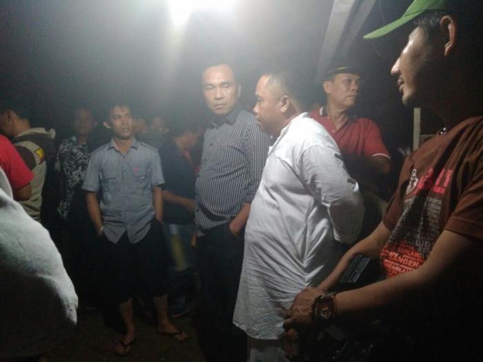 Seorang Pelajar Asal Ganting Salo Hilang di Telan Arus Sungai Kampar