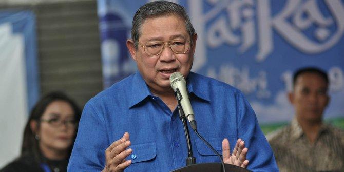 SBY: Janganlah membenturkan-benturkan Islam dengan Pancasila
