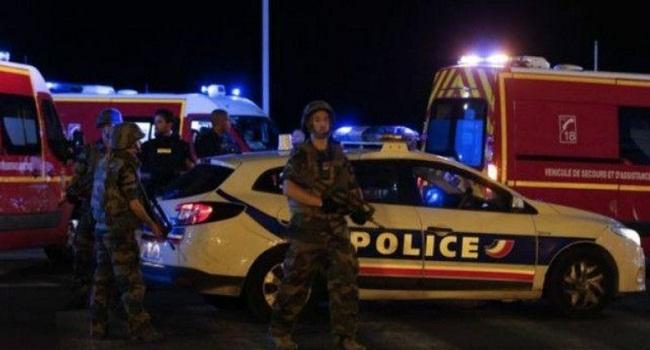 Lima Orang Ditahan Terkait Serangan di Nice
