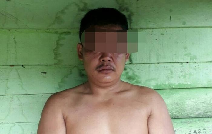 Ingin Merampok, Pemuda di Desa Karya Indah Kampar Ini Ketahuan dan Diamankan Polisi