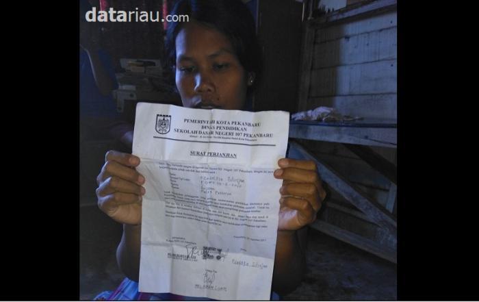 Mencuri 2 Donat Karena Lapar, Murid SDN 107 Pekanbaru Ini Terancam Dikeluarkan Sekolah