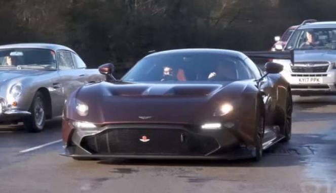 Aston Martin Vulcan Bisa Digunakan di Jalan Raya