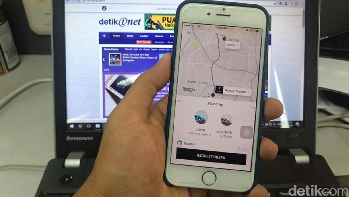 Apple Ancaman Hapus Uber dari App Store, Ini Alasannya