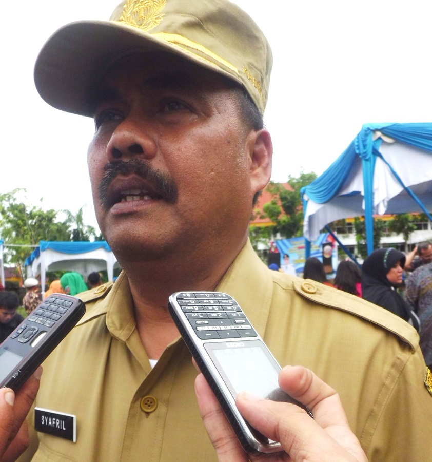 Dana Kegiatan PPCK di Bukit Raya Rp 81,2 Milyar
