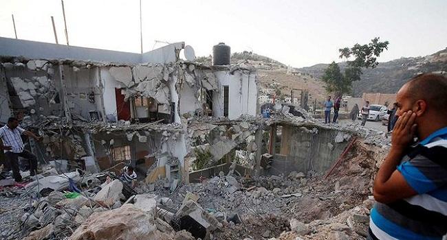 Jet tempur & tank Israel serang Gaza Utara