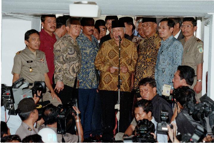 Survei: Soeharto Presiden Paling Berhasil, Megawati Paling Terakhir