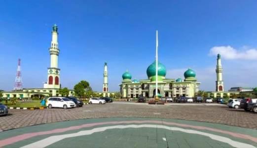 Akhir Pekan Cuaca di Wilayah Riau Cerah dan Berawan