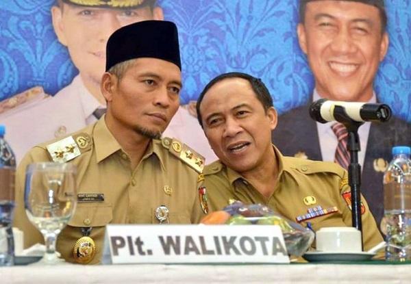 Azwan Kembali Jabat Plh Sekko Pekanbaru