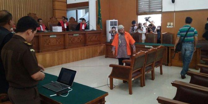 Salah satu tuntutan teroris di Mako Brimob bertemu Aman Abdurrahman