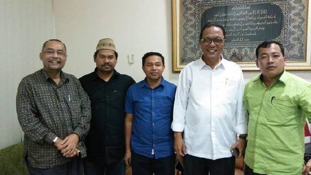 Ramli Walid Yakin Didukung PKB Maju Sebagai Balon Walikota