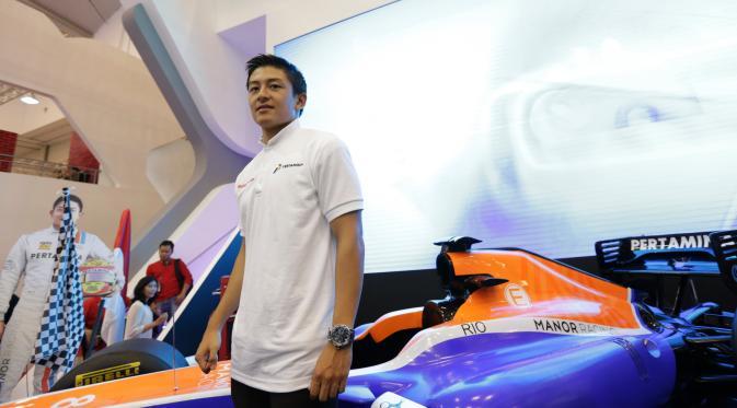 Rio Haryanto Hampir Dipastikan tak Tampil di F1 2017