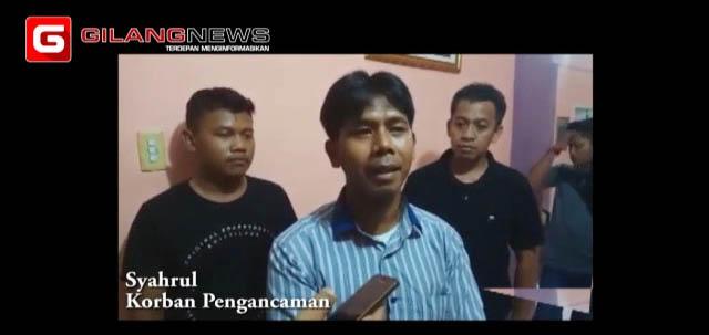 Keluarga Diancam, Syahrul Diminta Keluar dari Tim Firdaus - Ayat