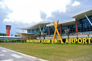 Bandara SSQ II Pekanbaru Mulai Terapkan Bahasa Melayu
