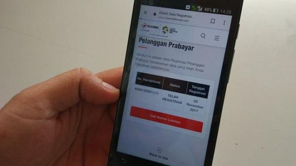 Registrasi kartu prabayar: Pemerintah digugat karena 'bahayakan' keamanan data pribadi konsumen