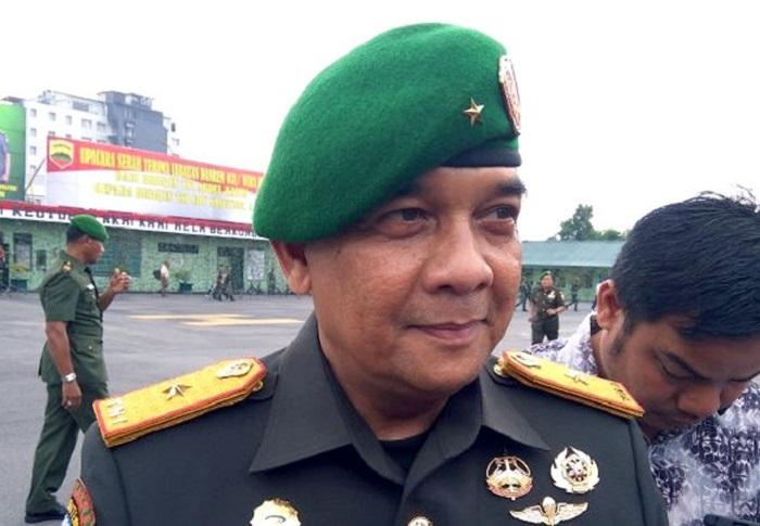 Resmi Mendaftar ke KPU Ikut Pilkada Riau, Bagaimana Status Brigjen TNI Edy Nasution di Militer?
