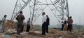 Lahannya Dibangun Sutet Tanpa Izin, Sairan Laporkan Manajer Pertanahan PLN ke Polda Riau