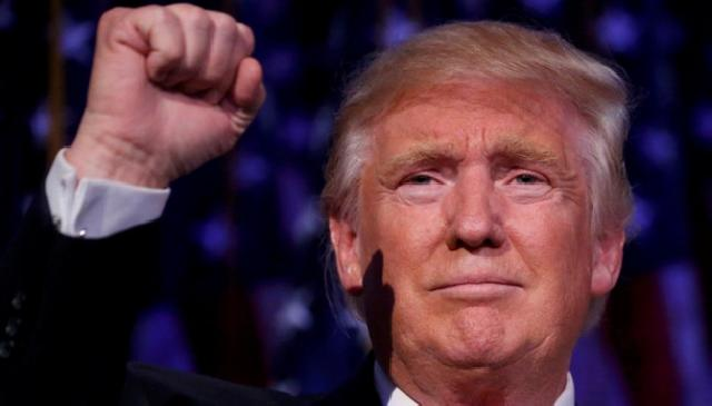 Donald Trump Terpilih Sebagai Presiden AS ke-45
